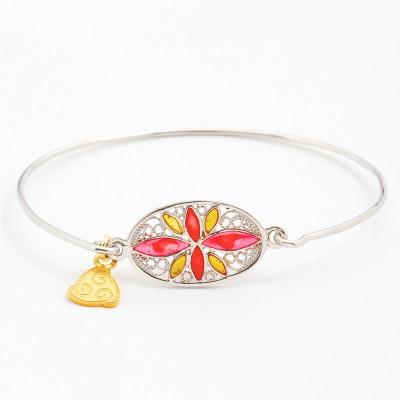 Wire Filigree Bracelet